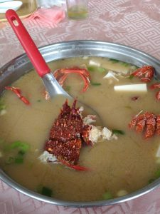 台湾の海鮮「なぜか伊勢海老よりもゾウリエビがもっと美味しい」